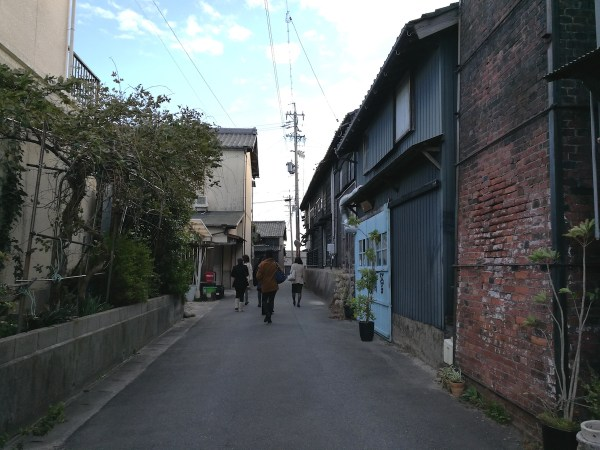Pottery Path Toko-Nyan Historical Walking Tour