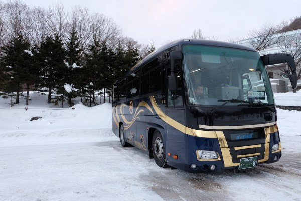 Premium Tourist Transport in Sapporo