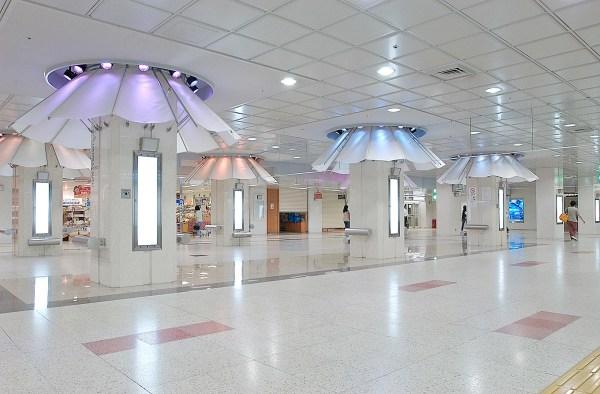 Sapporo Underground Shopping Malls
