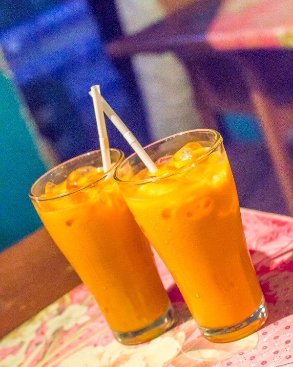 A delight in every sip: Thai Iced Tea
