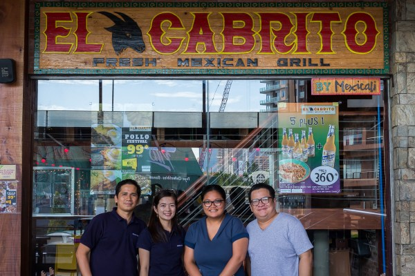 El Cabrito Team with Team OutofTown