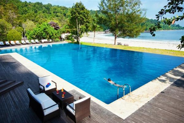 Bunga Raya Island Resort & Spa Resorts in Kota Kinabalu