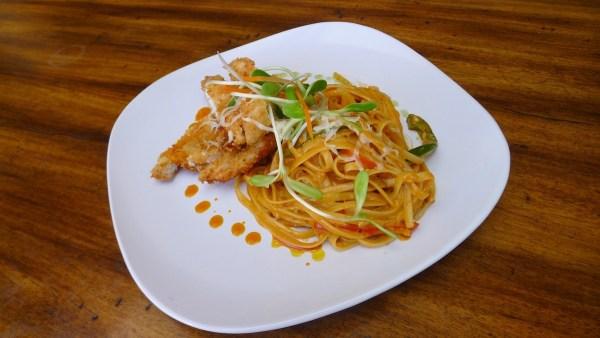 Chicken Curry Marinara