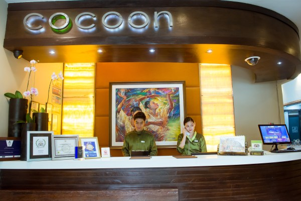 Cocoon Boutique Hotel Lobby
