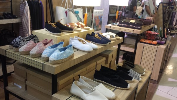 Go Lokal! also sells Philippine-made shoes