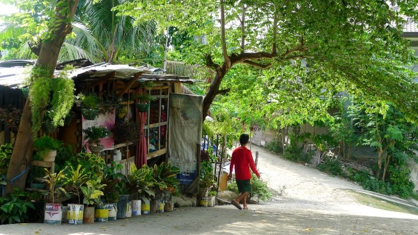 Hillside sari-sari store