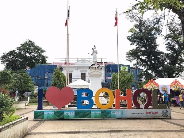 I love Bohol