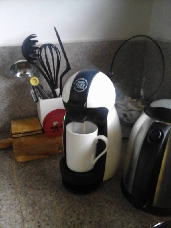 Nespresso coffee macchine