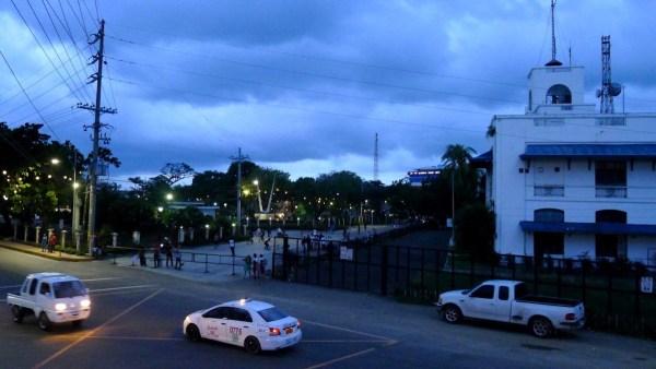Plaza Independencia and Malacanan