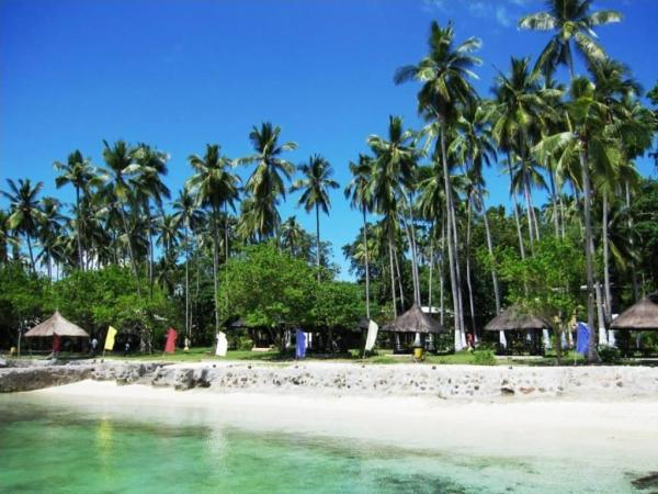Punta Del Sol Beach Resort in Garden Island City of Samal