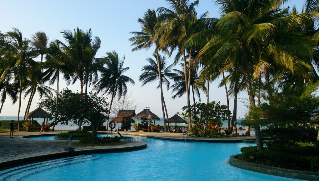 Turi Beach Resort in Batam Island