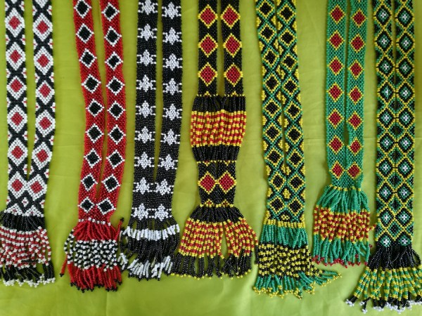 Beaded Accessories made by Blaan Community Members