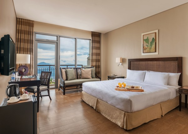 Bedroom at Summit Ridge Hotel Tagaytay