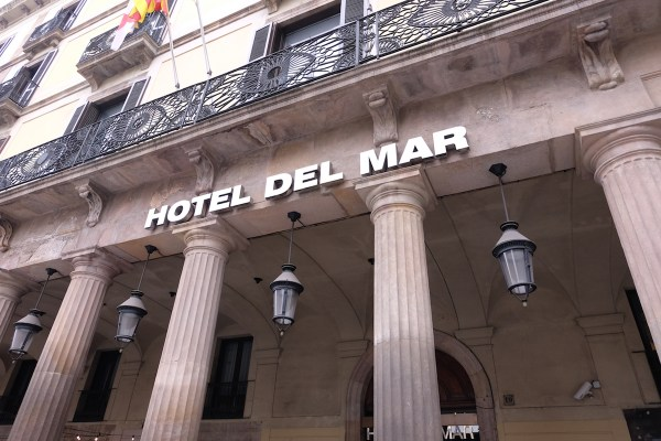 Hotel Del Mar Barcelona- Two Days in Barcelona