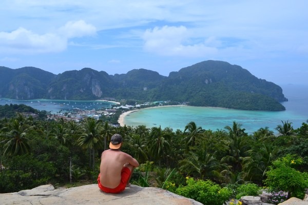 Koh Phi Phi in Thailand
