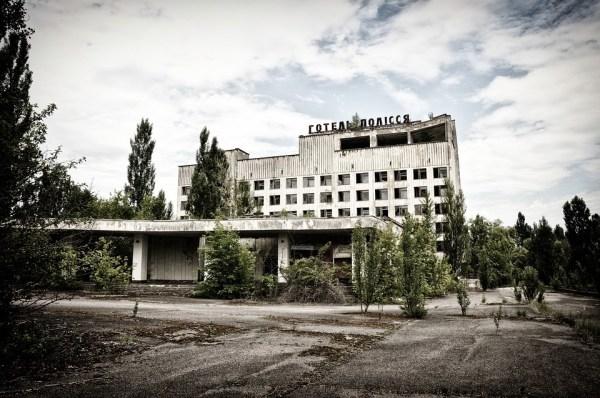 Pripyat after Chernobyl