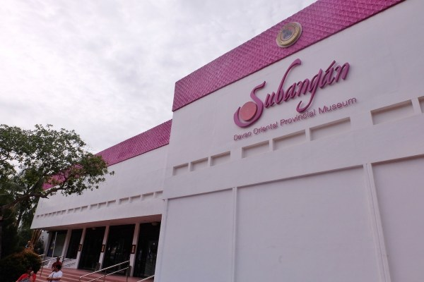 Subangan Davao Oriental Provincial Museum