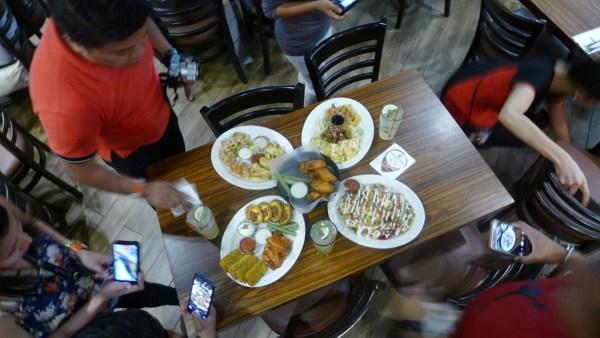 Ayala Progressive Dining featuring TGI Fridays