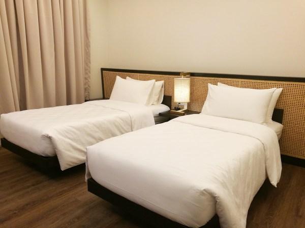 Bedroom at Casa Kalaw