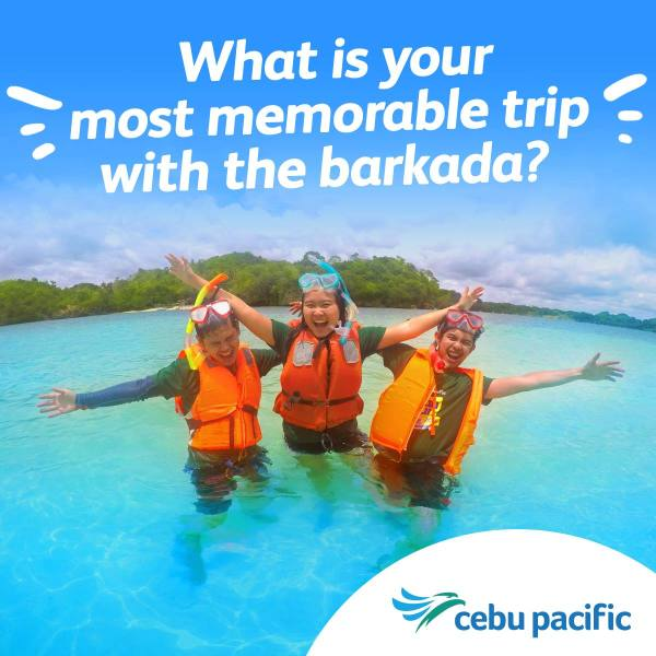 Cebu Pacific Seat Sale May 2017 photo courtesy of CEB Facebook page