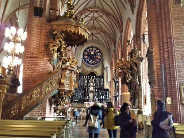 Church in Stockholm - Ultimate Stockholm Budget Travel Guide