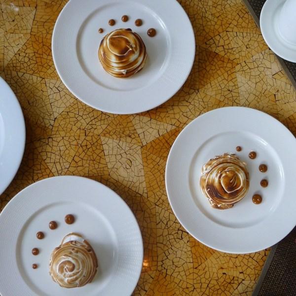 Desserts at Cebu Marriott's Garden Cafe