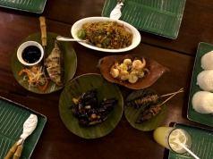 Dishes we ordered at Shaka Cebu