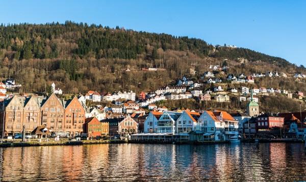 Fantastic View of Bergen