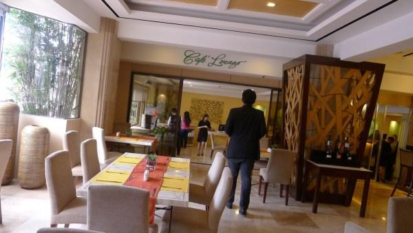 Filipino Buffet at Cafe Lorenzo
