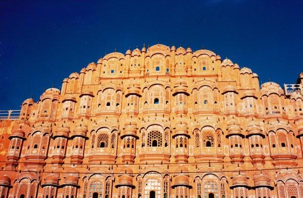 Hawa Mahal in Jaipur India