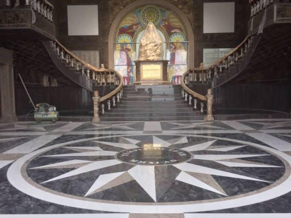 Inside Art Museum in Cebu City photo via Temple of Leah FB Page