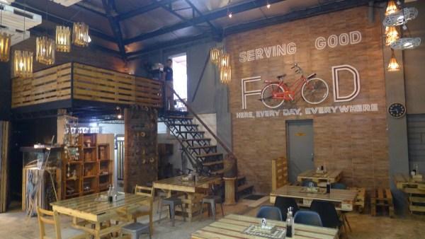 Interiors at Koko Dine STK + BBQ