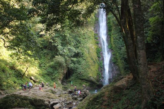 Kabigan Falls photo via TripAdvisor