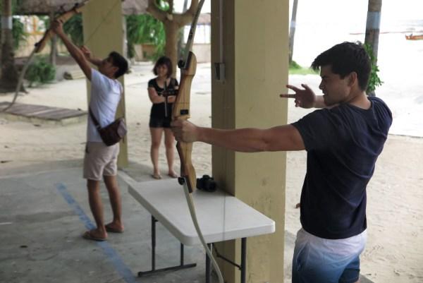 Learn Archery photo by Myke Soon