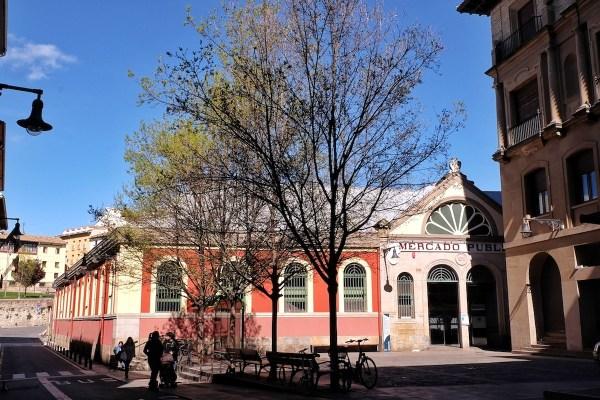 Pamplona Mercado Publico