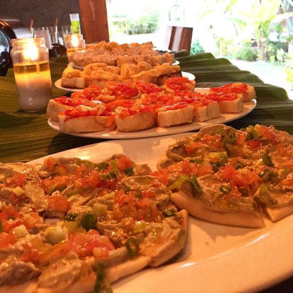 Pintxo photo by Bravo Beach Resort Siargao FB Page