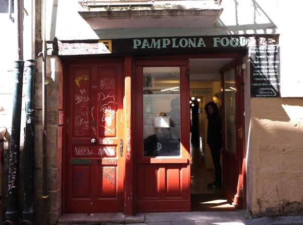 Pintxos Workshop at Pamplona Food