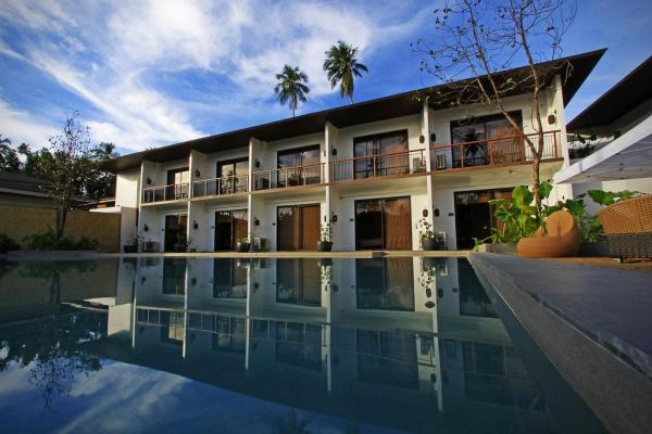 Poolside at Casa Kalaw Resort