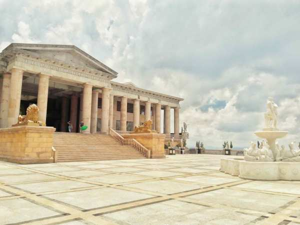 Temple of Leah in Cebu
