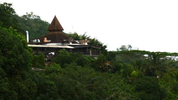 The neighboring Lantaw Native Restaurant
