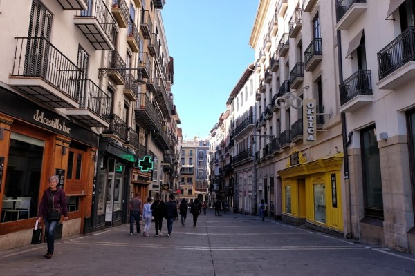Walking Tour in Pamplona