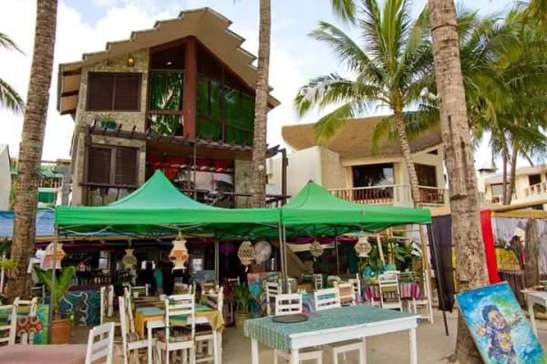 Kasbah is One Azul's neighboring restaurant