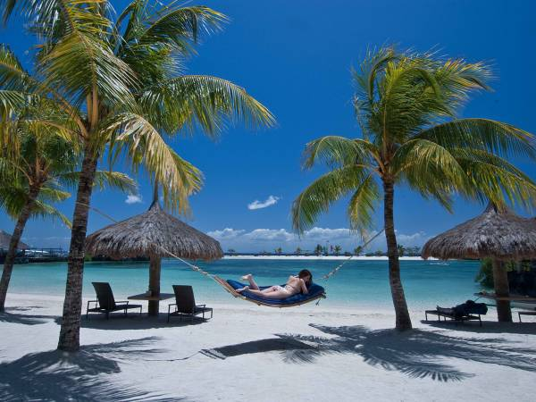 Maribago Bluewater Beach Resort in Mactan Cebu
