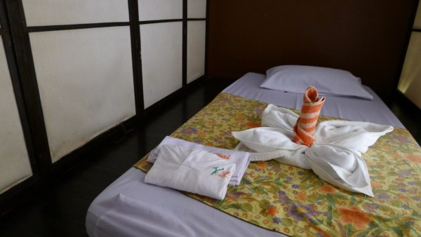 Massage Bed at Thai Boran