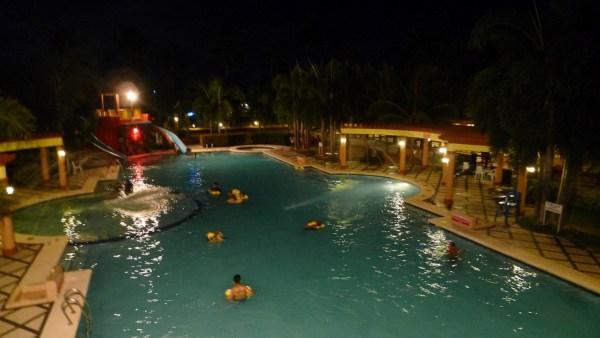 Swimming Pool at Hagnaya Beach Resort