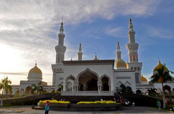 The Grand Mosque in Cotabato City