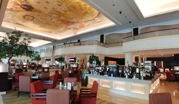 Waterfront Cebu City Hotel and Casino Lobby