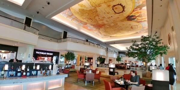 Waterfront Cebu City Lobby