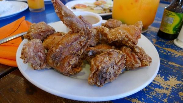 11 Pieces Chicken at Mooon Cafe Cebu