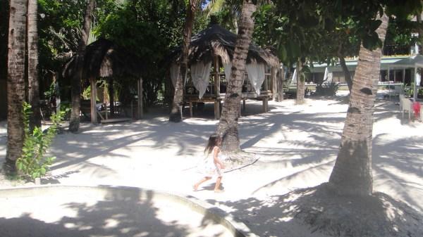 BTR's sprawling beach front